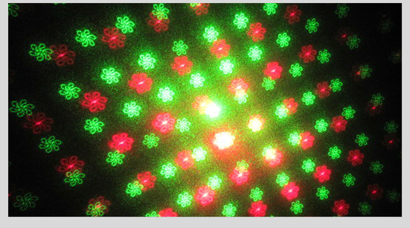 Hot Selling Wholesale Outdoor Disco party Laser Light projector