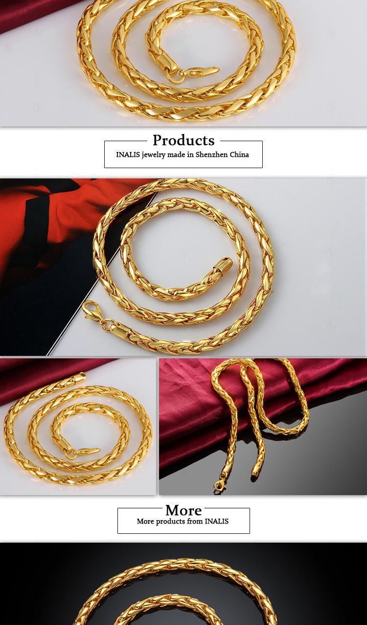 Dubai Gold Chains,Gold Neck Chain Designs,Gold Necklace 2015 - Buy ...