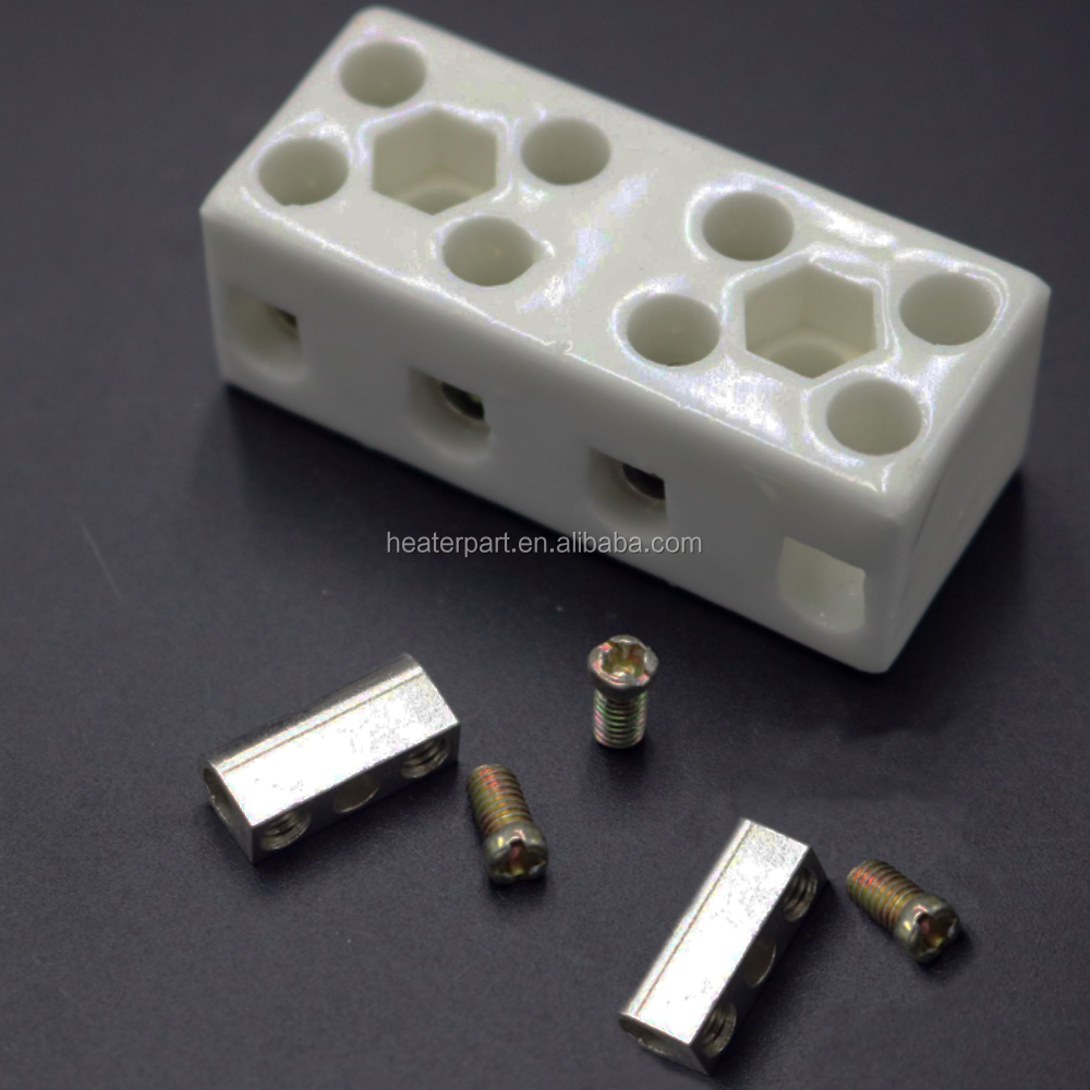 High quality copper alloy Ceramic wire Connector terminal Block