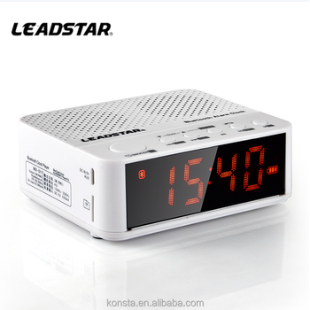 Buy It Now Aux/dc 5v Input Music Speaker Bluetooth Clock Speaker ...