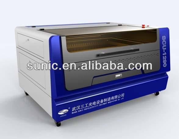 Great Profit Will Be Made By CO2 Laser Engraving And Cutting Machine For Sale(SCU1290)