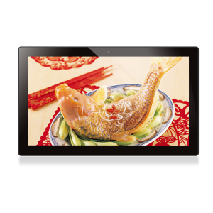 Touch tablet Android 4.4.2 18.5 inch taxi video advertising player