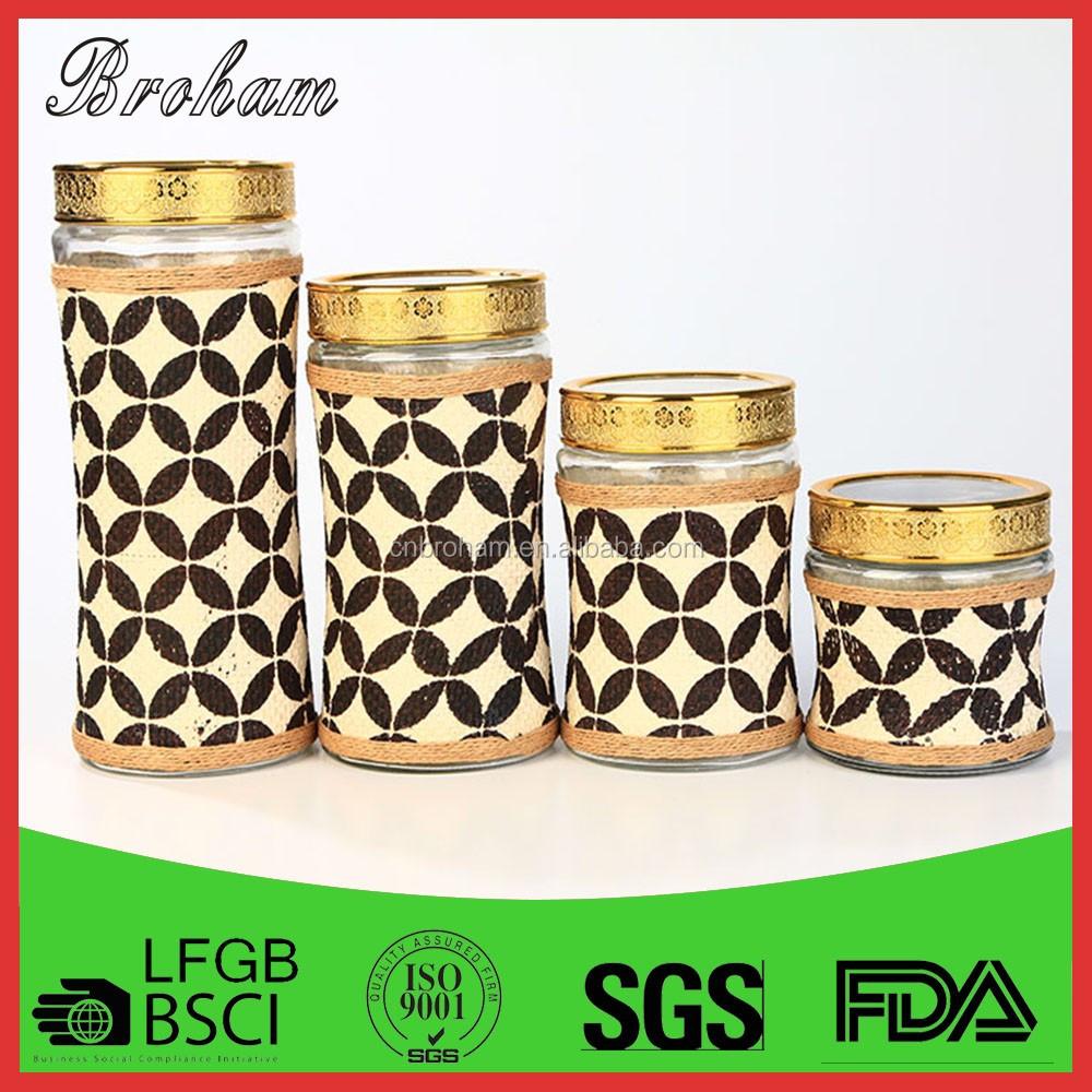 schlanke taille antikglas keksdosen mit goldenen deckel speicherflaschen und gf produkt id. Black Bedroom Furniture Sets. Home Design Ideas