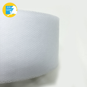 Disposable female sanitary pads top sheet material of hot air hydrophilic non woven fabric