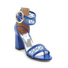 MORAZORA/Лидер продаж; Обувь на высоком каблуке; Женские босоножки; Летние туфли с кружевной пряжкой; Элегантные вечерние модельные туфли; Цвет ...(China)