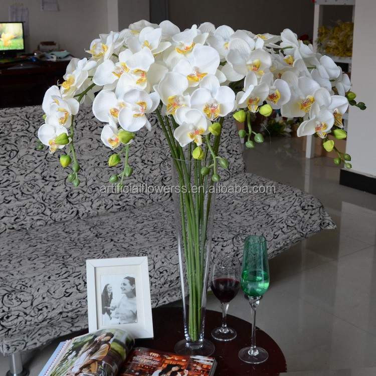 supplies wholesale artificial orchid flowers