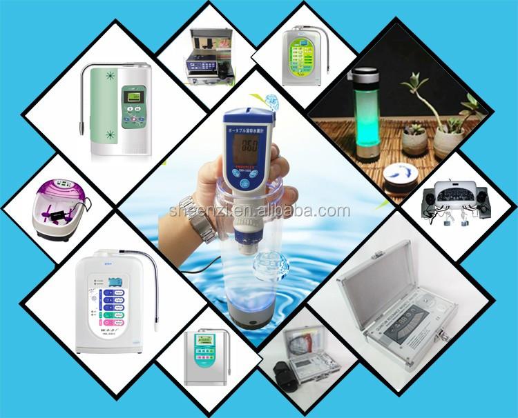 Hydrogen Rich Water Alkaline Water Ionizer Maker Purifier