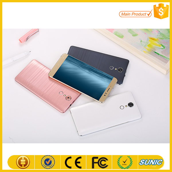 Best 5.5 inch screen 2100 mah battery smart <strong>phone</strong> with logo
