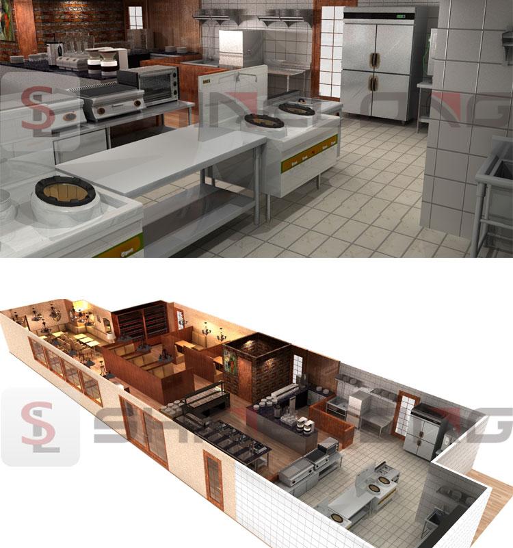 Svezia Robot Progetto Cucina Ristorante - Buy Product on Alibaba.com