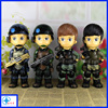Resin Cute Small Soldier
