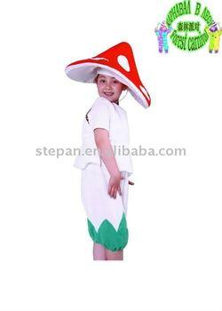 Kids Mushroom Vegetable Costume  sc 1 st  Alibaba & Kids Mushroom Vegetable Costume - Buy Vegetable CostumeVegetable ...
