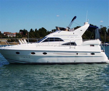 10 Seats Cabin Luxury Speed Yacht Boat for Sale