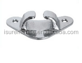 STAINLESS STEEL S.STEEL TRIANGLE BOW CHOCK FOR BOAT SHIP MARINE