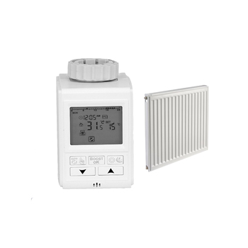 Hysen programmable thermostatic actuator for Radiator