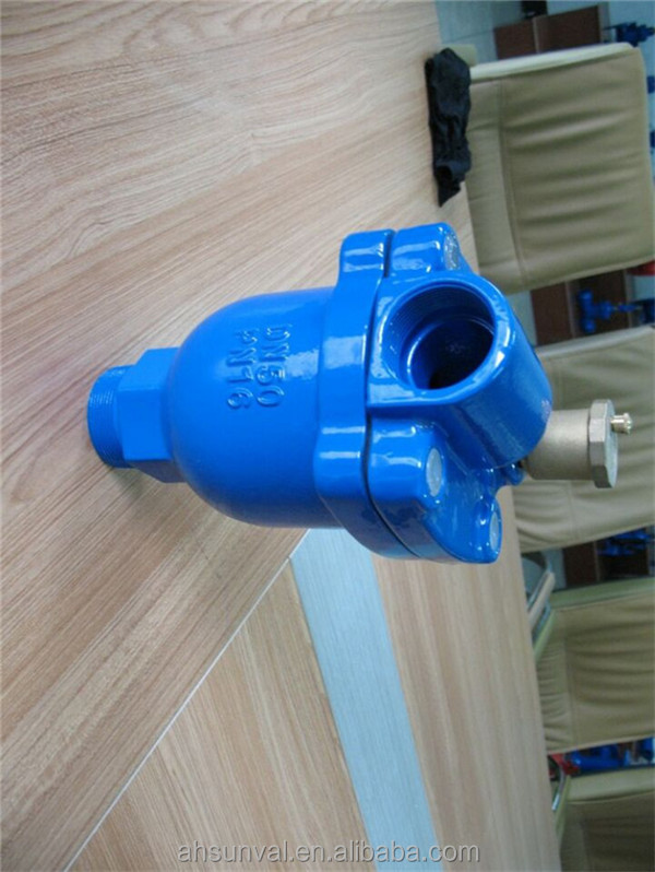 PN16 Thread & Flanged air valve