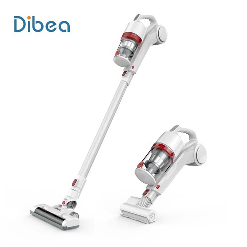2019 Dibea Dw200 Cordless Handheld vacuum Stick Aspirator wireless Vacuum <strong>cleaner</strong> 10000Pa for Home