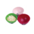 Non Toxic 3Pcs Snack Containers Small Silicone Bowls for Kids
