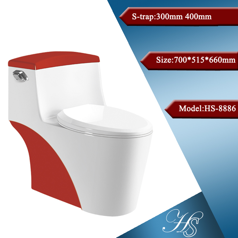 china wc toilet size/ australian standard chinese commode one piece color ceramic sanitary ware toilet seat