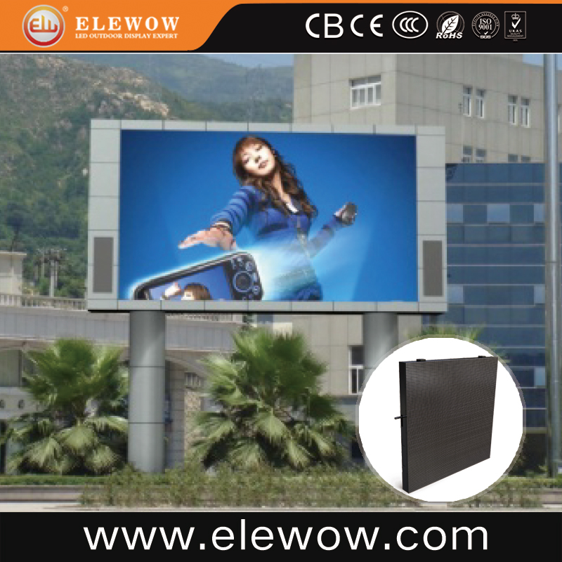 full color rgb outdoor led large screen display