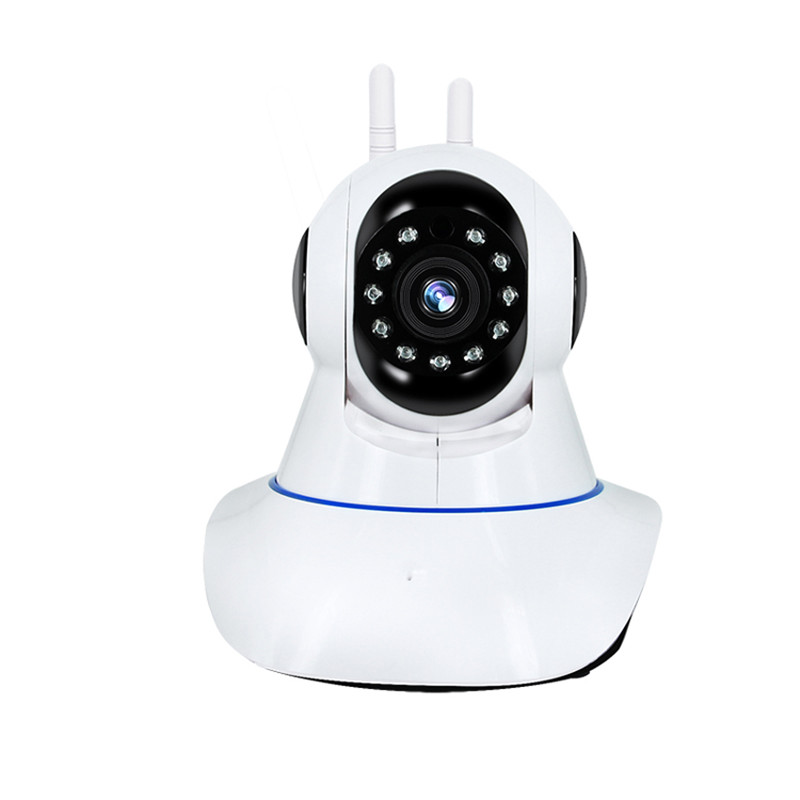 New Vision Pan/Tilt/Zoom <strong>Mini</strong> <strong>Camera</strong> <strong>WiFi</strong> Home Security Surveillance Indoor CCTV Wireless IP <strong>Camera</strong>