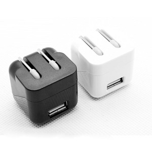 Free Sample Electric 5v 1a Mini Cube 1 Port Usb Mobile Phone Wall Charger