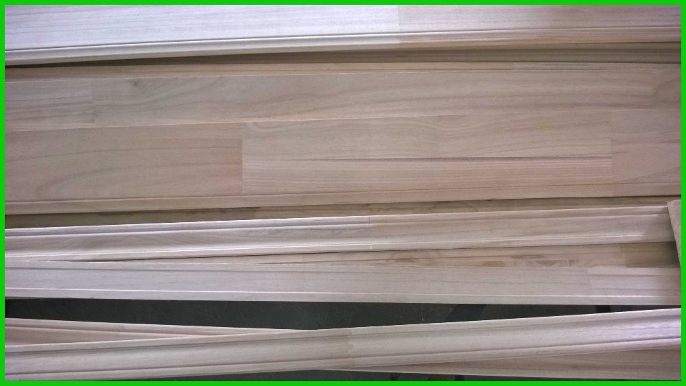 Thin Wood Crown Molding