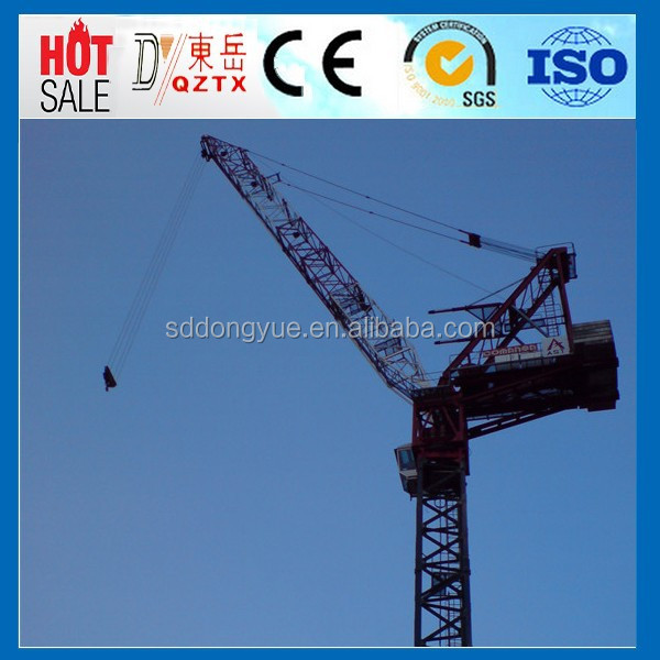 XCMG tower crane specification