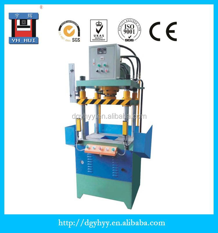 China New Products Hydraulic Automatic Metal Coin Stamping Machine ...