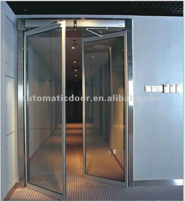 Auto puerta abatible puertas identificaci n del producto Puertas corredizas seguras