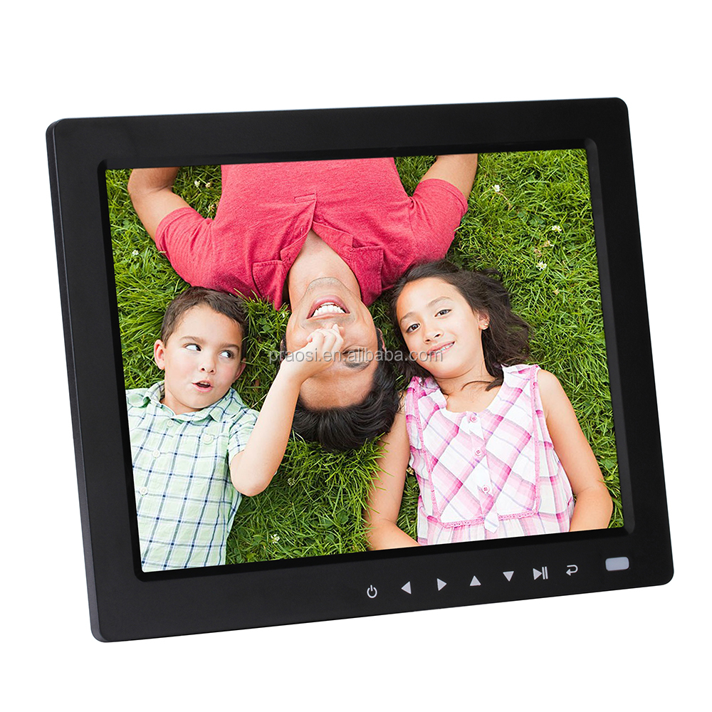 Cheap price acrylic funia photo picture frame with motion sensor WIFI android