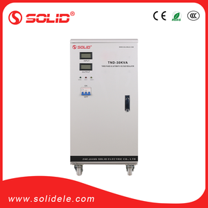 Solid electric 100 amp AVR stabilizer