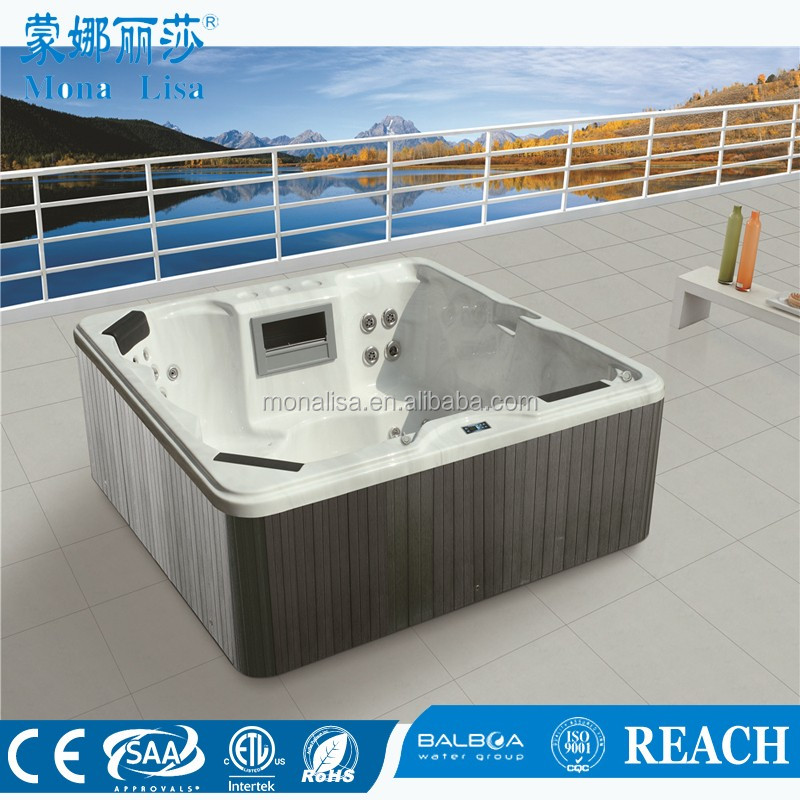 High quality air bubble jet massage used bathtub foot spa M-3311