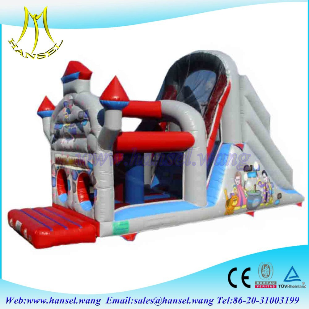 Hansel Fun outdoor toys giant pvc inflatable sports games for sale