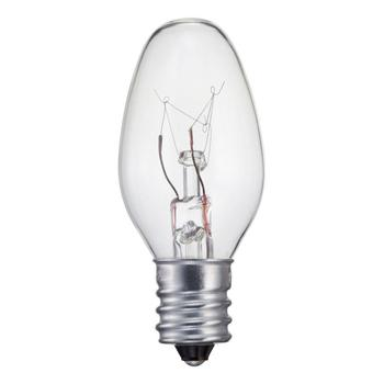 holiday light bulbs c7 clear small night lamp replacement bulbs 15w colorful fairy lights