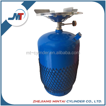 Blue Co Ng 5 Kg Lpg Gas Cylinder For Nigeria