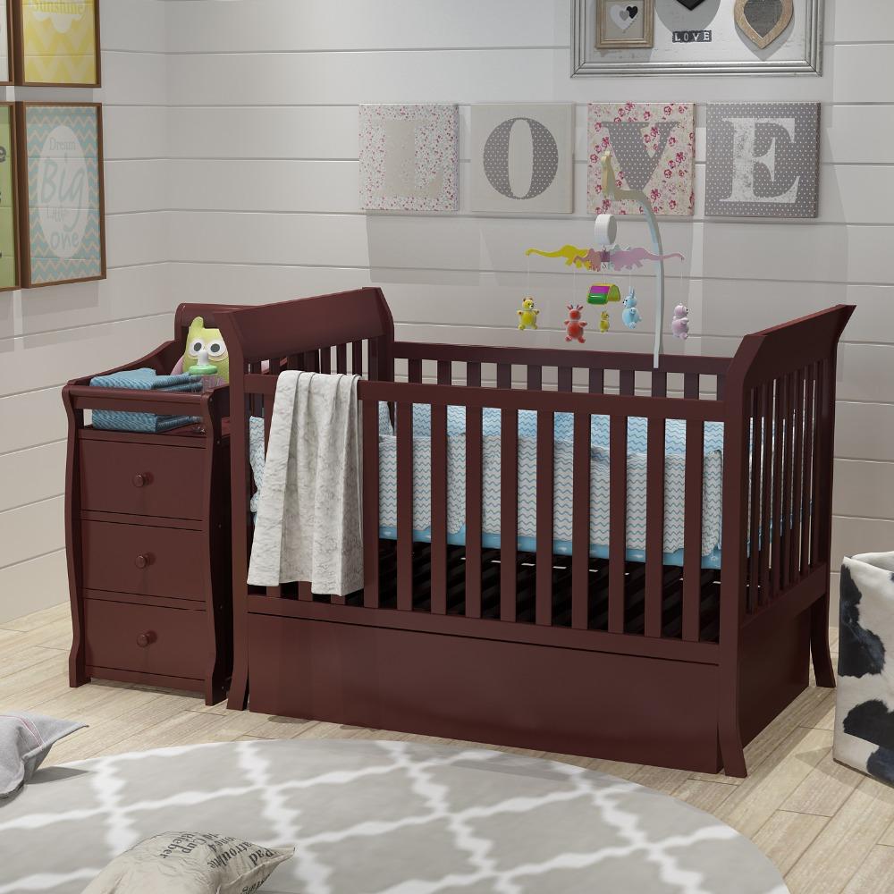 Venta al por mayor cunas usadas para bebés-Compre online los mejores ...