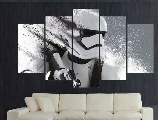Stormtrooper-Star Wars Print-No Frame – SA boutique Shop