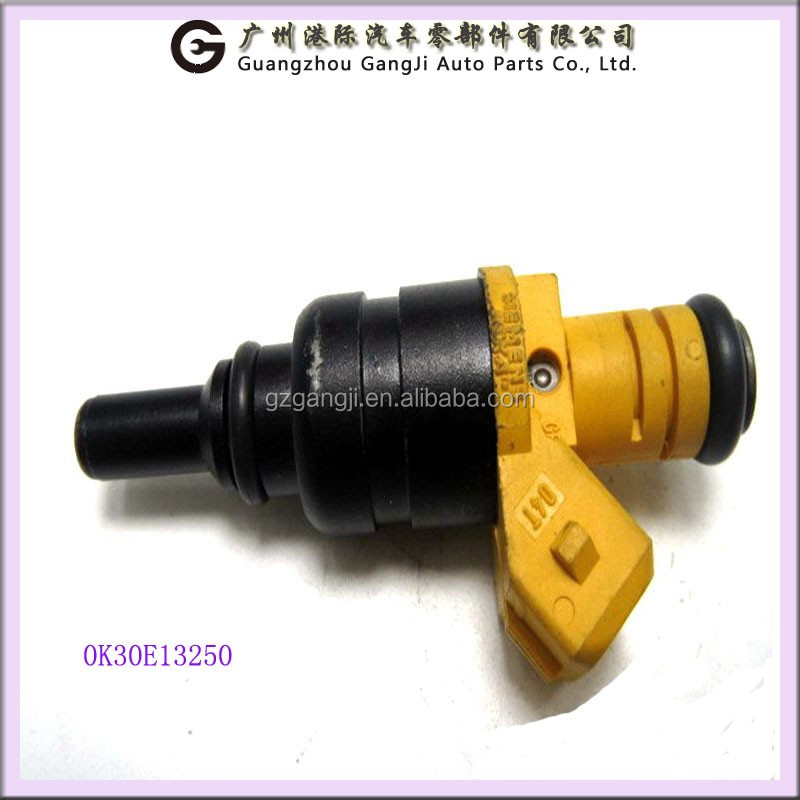 Guangdong manufacture car parts original quality Fuel Injector for opel 0K30E13250-1