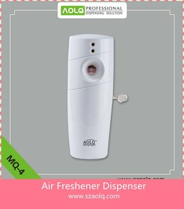 Automatic Perfume Spray Dispenser Electric Aerosol Dispenser