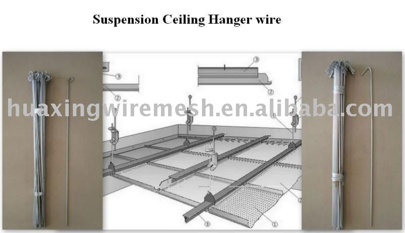 Ceiling Hanger Wire, Ceiling Hanger Wire Suppliers and ...