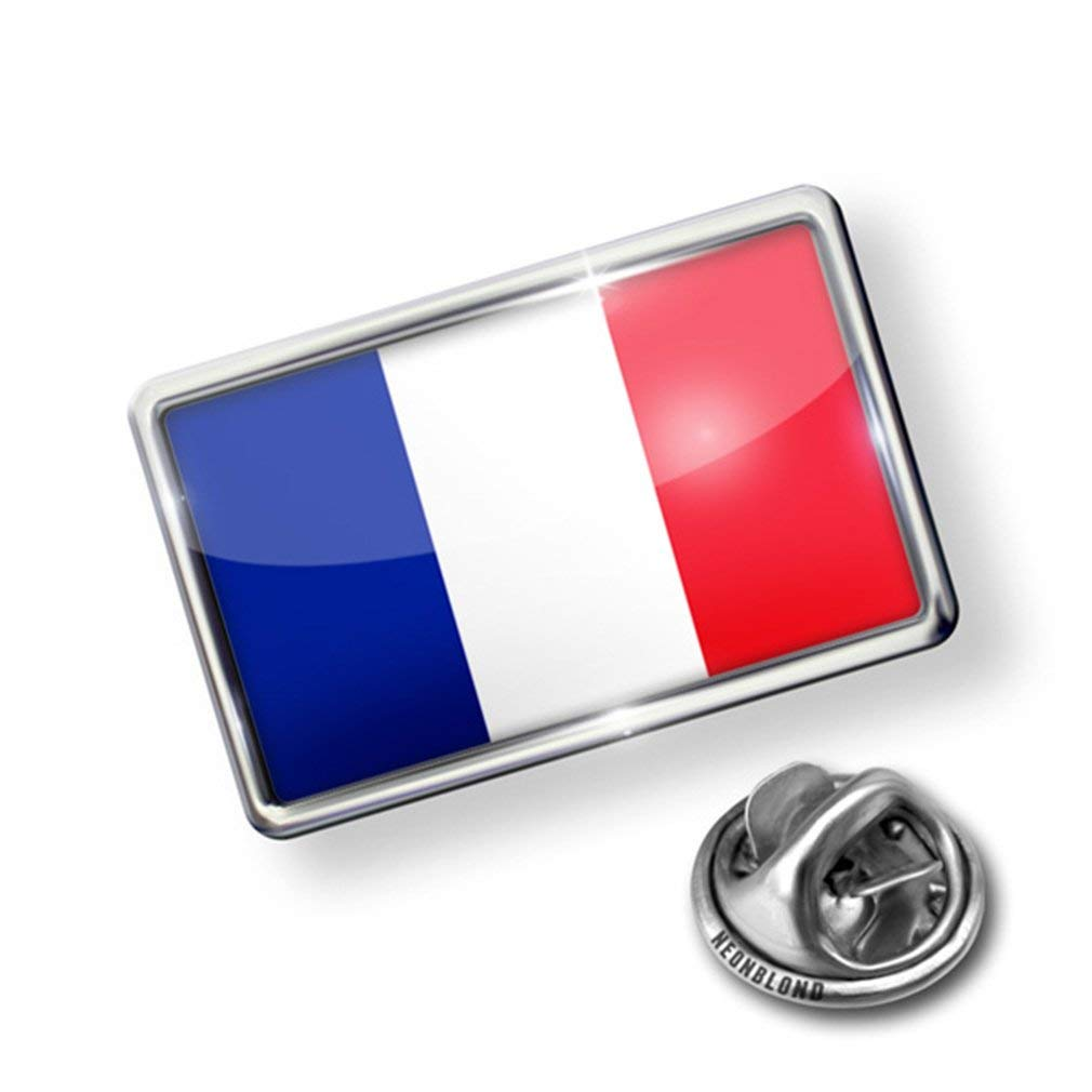 FRANCE FRENCH RUGBY COCKEREL Hand Made in UK Pewter Lapel Pin Badge