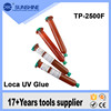 High Quality TF-2500 Hot Melt Uv Loca Glue For Mobile Lcd Lamination
