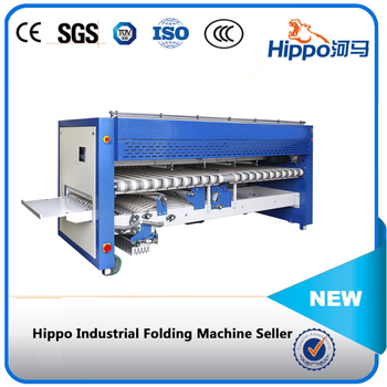 Hippo The Newst Table Automatic Clothes Folding Machine Folder