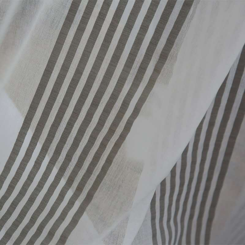 linen sheer curtains picture