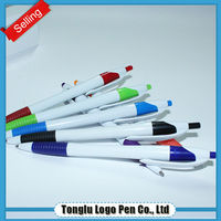 uni ball with logo plastic pet pen