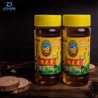 Best selling natural organic pure honey bee made in China