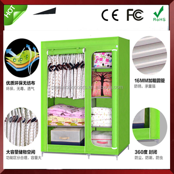 Home drawing storage cabinet/2 door wardrobe/outdoor storage cabinet