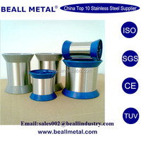 Good quality 300series steel wire 18 Gauge 314L Stainless Steel 304L Wire