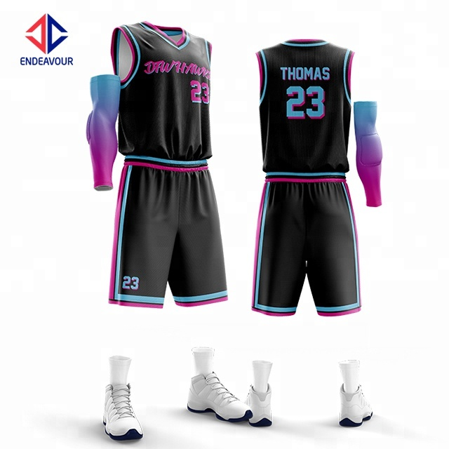 9f297a0a2 Fully Sublimation Customized School Basketball Jersey - Buy School Basketball  Jersey