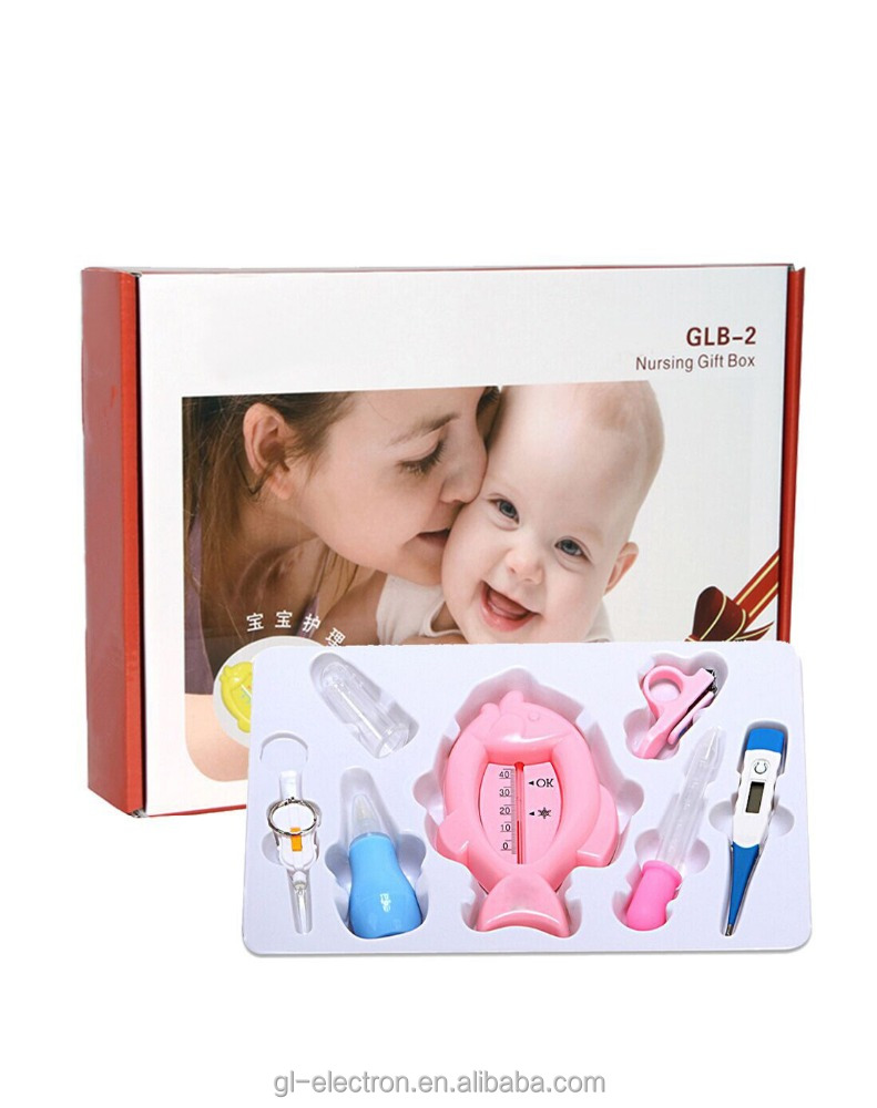 Mommy's Helper Nursery Essential Baby Care Gift ,Best Baby Grooming Kit ,